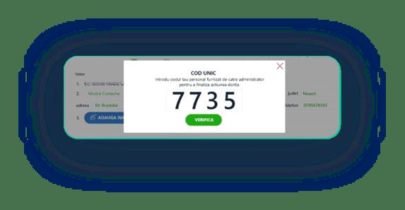 Soft Amanet online - solutie integrata cu winmentor - cod unic operator